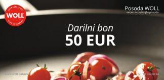 Darilni bon za 50 EUR